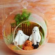 Cây Không Khí cho mùa Halloween