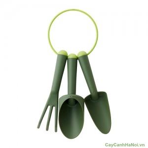 Bộ dụng cụ làm vườn gồm  vật dụng xuất xứ Thái Lan