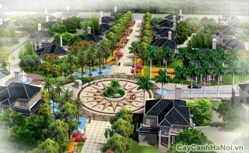 Thiết kế cảnh quan đô thị phù hợp với điều kẹn sống của nhân dân