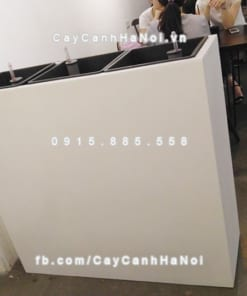Chậu cây composite iPot cao cấp ( IP-00157)