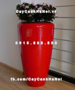 Chậu composite iPot cây cảnh cao cấp ( IP-00064)
