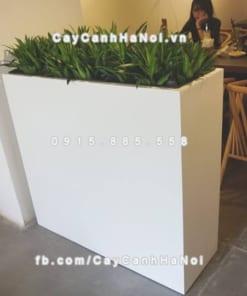 Chậu nhựa composite iPot cây cảnh ( IP-00155)