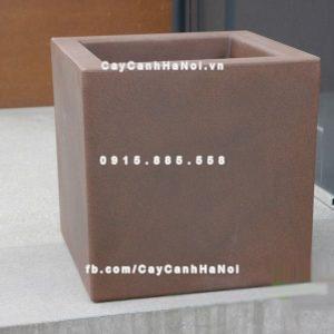 Chậu nhựa trồng cây composite iPot cao cấp ( IP-00096 )
