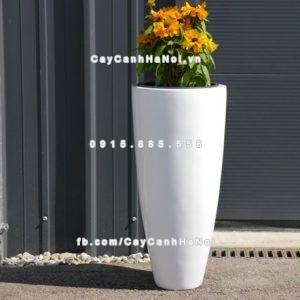 Chậu nhựa trồng cây composite iPot ( IP-00003)