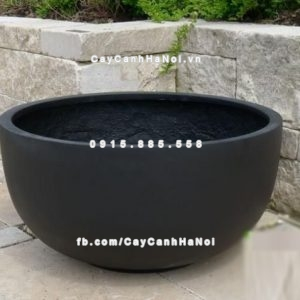Chậu nhựa trồng cây composite iPot ( IP-00042)