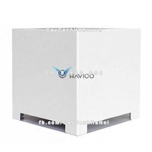 Chậu trồng cây composite Havico vuông| HVC-00015Chậu trồng cây composite Havico vuông| HVC-00015