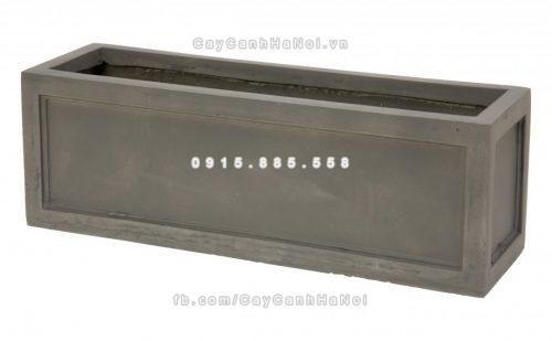 Chậu đá mài Gelato Havico hình chữ nhật| CM-279