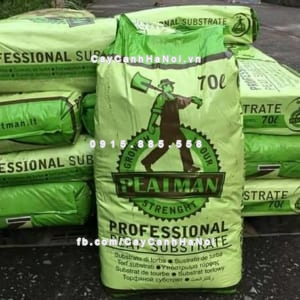 Giá thể Peat Moss Peatman